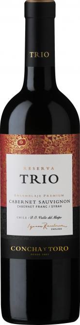 Trio Cabernet Sauvignon Maipo Valley 2017